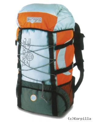 TREKKING RUCKSACK 45 L WANDERRUCKSACK RUCKSCKE
